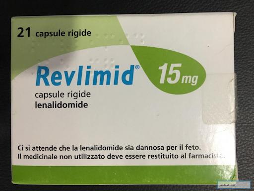 雷利度胺、来那度胺(瑞复美)在DLBCL患病者中有明显优势-